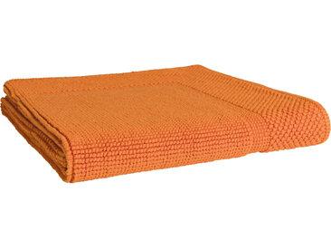 Tapis de bain 50x80 cm LOFTY orange Butane 1500 g/m2