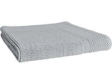 Tapis de bain 60x90 cm LOFTY gris Argent 1500 g/m2