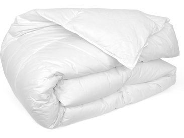 Couette 160x200 cm hiver CAP NORD garnissage naturel duvet d'oie 400 g/m2