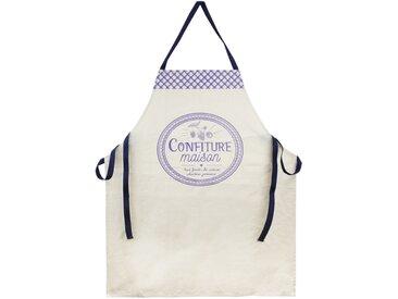 Tablier de cuisine Cucina Confiture Maison violet