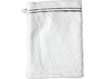 Gant de toilette 16x21 cm JULIET Blanc 520 g/m2