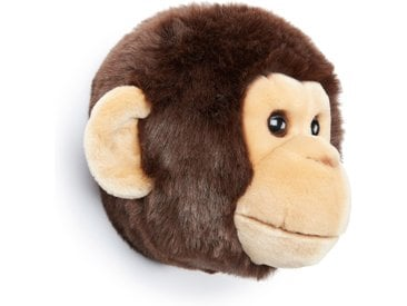 Peluche trophée Singe Joe collection Forêt