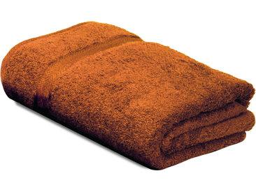 Serviette de toilette 50x100 cm ROYAL CRESENT Jaune Topaze 650 g/m2