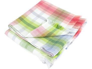 Fouta doublée éponge 100x180 cm PORVOO Multicolore