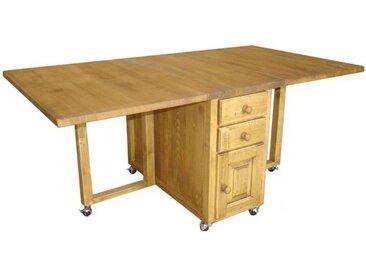 Table modulable en pin massif Transilvania
