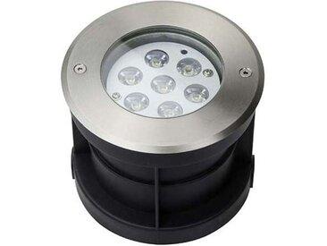 Spot LED Extérieur à Encastrer 7W (éclairage 50W) - Blanc Chaud 3000K