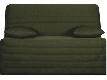 Housse de banquette BZ tissu vert olive matelassé - ZAG 989