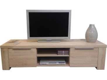 Meuble TV 2 tiroirs - CALPE