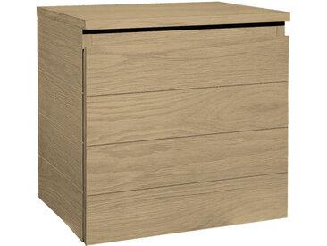 Armoirette de salle de bain en bois massif - NATIVE 966