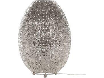 Lampe de table métallique MARINGA