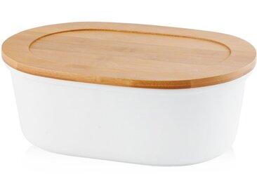 Boîte à pain blanche FRISE