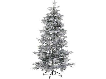 Sapin de Noël artificiel blanc effet fausse neige
