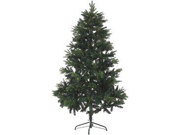 Sapin de Noël artificiel avec branches ajustables 180 cm de hauteur