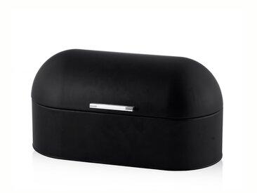 Boîte à pain noire VARDALI