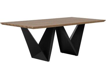 Table de salle à manger au style contemporain