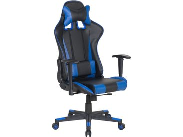 Chaise de bureau moderne et ergonomique avec coussins confortables