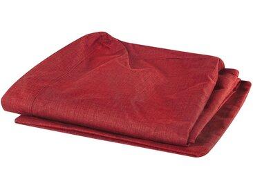 Housse pour canapé en tissu rouge lavable à la machine
