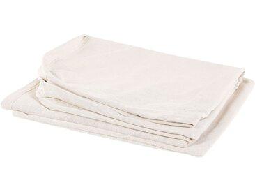 Housse pour canapé en tissu beige lavable à la machine