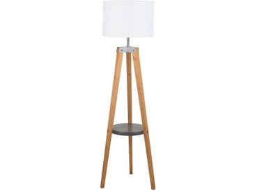 Lampadaire blanc 148 cm BLUFF