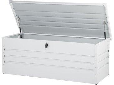 Coffre de rangement pou jardin ou terrasse 600L gris clair
