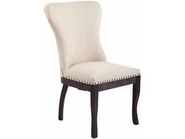 Timwood Experience Chaise de salle à manger Windsor, crème CLP  crème