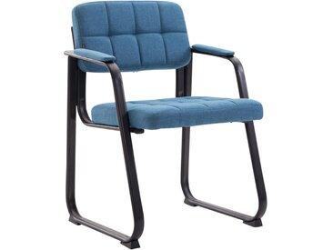 CLP Chaise Visiteur Canada B tissu, bleu CLP  bleu
