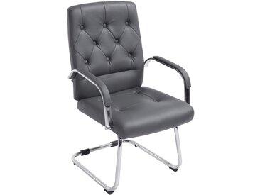 CLP Chaise cantilever Flemming, gris CLP  gris