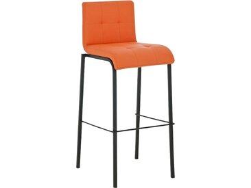 CLP Tabouret de bar Avola B78, orange CLP  orange