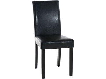 CLP Chaise de salle à manger Ina noir, noir CLP  noir