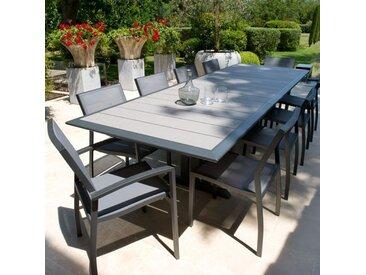 Table à manger extensible HEGOA Sel les Jardins