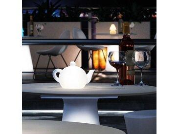 Lampe de table théière Led RGB à batterie My Tea LYXO