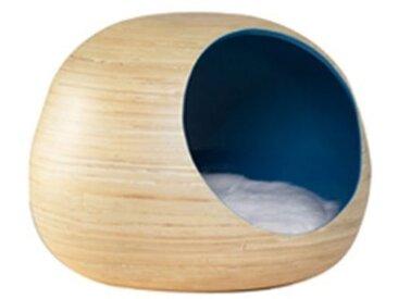 Lit pour chat en bambou H 35 x L 45 cm Dandy ball DANDY CAT