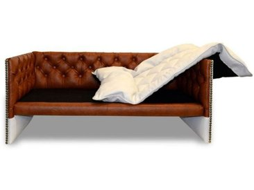 Lit pour chien design Lord Deluxe Chesterfield EDY DESIGN