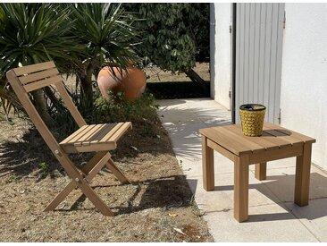 Table basse de jardin MOOREA