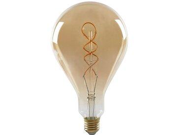 ampoule spiral poire xl ambree - COGEX