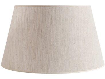 Abat-jour en lin et polyester - Côté Table