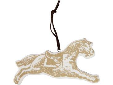 Pendeloque cheval 0 Beige en Faïence - Jardin d'Ulysse