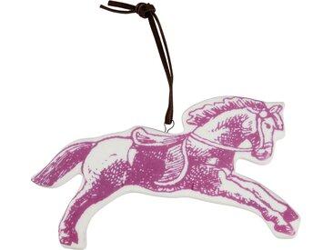 Pendeloque cheval 0 Perle en Faïence - Jardin d'Ulysse
