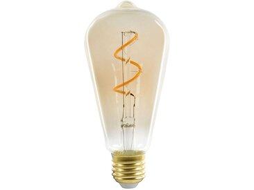 ampoule spirale poire ambree - COGEX