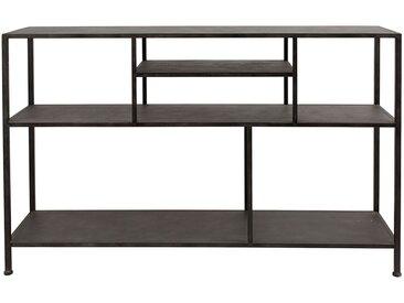 Console metal noir - Côté Table