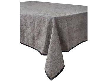 Serviette de table letia granit 41x41cm 100% lin lavé - Harmony