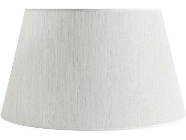 Abat-jour chanvre en lin et polyester - Côté Table