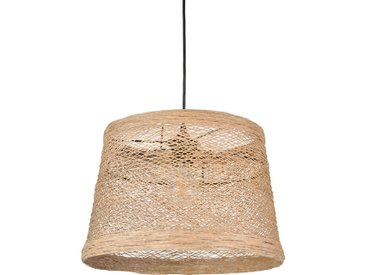 Suspension ficelle naturel d35xh24.5cm - Corep