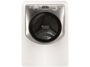 Lave linge hublot HOTPOINT AQ103F49FR Aqualtis blanc