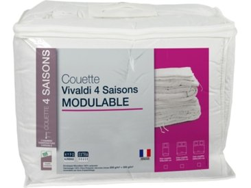 Couette toutes saisons 240x260 DREAMEA 4 SAISONS/VIVALDI