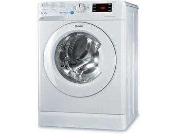 Lave linge hublot INDESIT BWE61252WFR Push&Wash