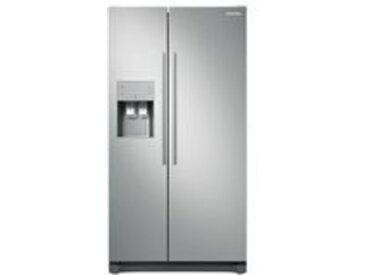 Réfrigérateur américain SAMSUNG RS50N3503SA Metal Grey