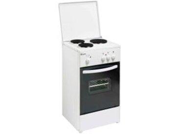 Cuisinière électrique TRIOMPH TE3B/1 3 plaques Blanc