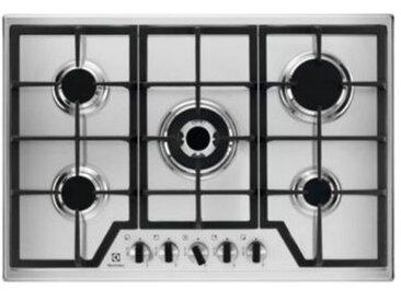 Table à gaz Electrolux KGS7536X Inox