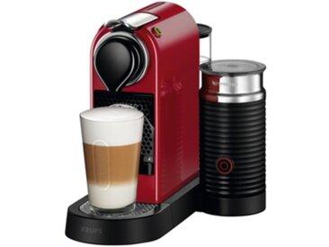 Expresso à capsules Nespresso KRUPS YY4116FD Citiz & Milk Rouge
